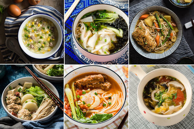 10 Asian Soup Recipes to Help You Eat Healthy and Get Lean