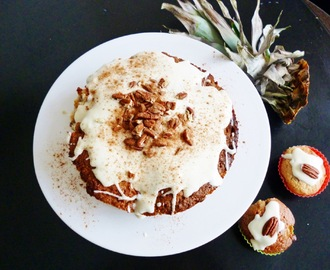 Hummingbird Cake [Low In Saturated Fat]