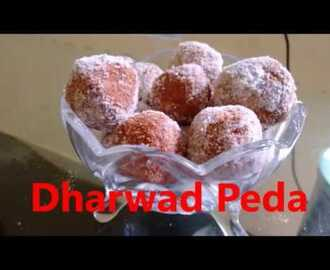 Dharwad Peda Recipe \HomeMade Dharwad Peda Recipe \ Peda Recipe at HomeMade