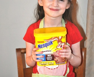 Kids in the Kitchen: Nesquik® Memories and Nourishing Possibility #Nesquik #ad