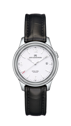 SJÖÖ SANDSTRÖM RSC 41mm White/Alligator Blac