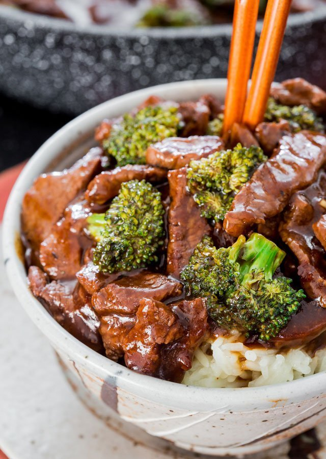 Easy Beef and Broccoli Stir Fry