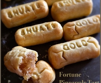 Fortune Pineapple Tart
