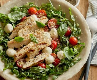 Chicken Caprese Salad