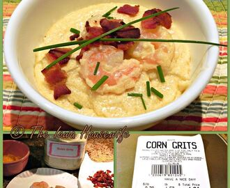 Family Favorites...Shrimp and Grits