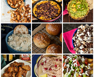 9 Super Easy Superbowl Snacks
