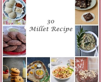 30 Millet Recipes
