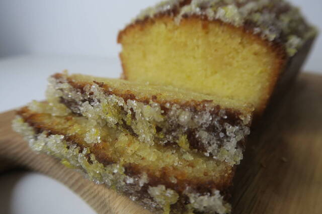 RECIPE: The BEST Gluten Free Lemon Drizzle Cake (Dairy Free)