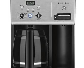 Cuisinart Programmable Coffee Maker CHW-12 Review