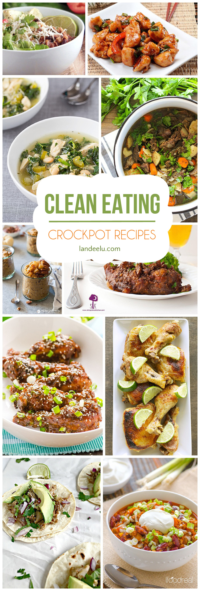 Delicious Clean Eating Crockpot Recipes
