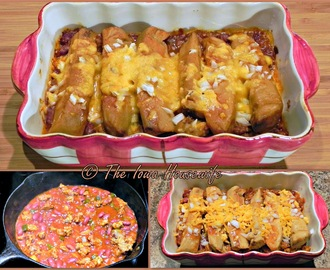 Tamale and Chili Bake