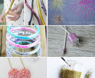 Glitter Crafts for Kids