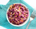 Apple Cabbage Slaw