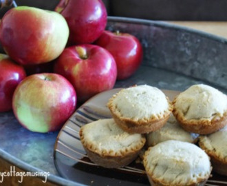 Gluten Free Mini Apple Pie