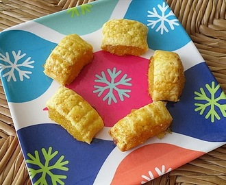 Easy Pineapple Rolls