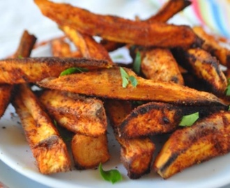 Oven Baked Sweet Potato Fries Recipe for BEST French Fry Recipe