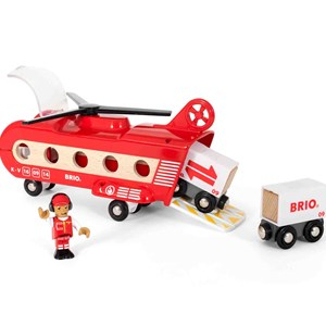 BRIO BRIO World - 33886 Transporthelikopter 3 - 8 years