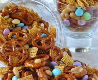 Chex Mix Snack Recipe – Perfect After School Snack