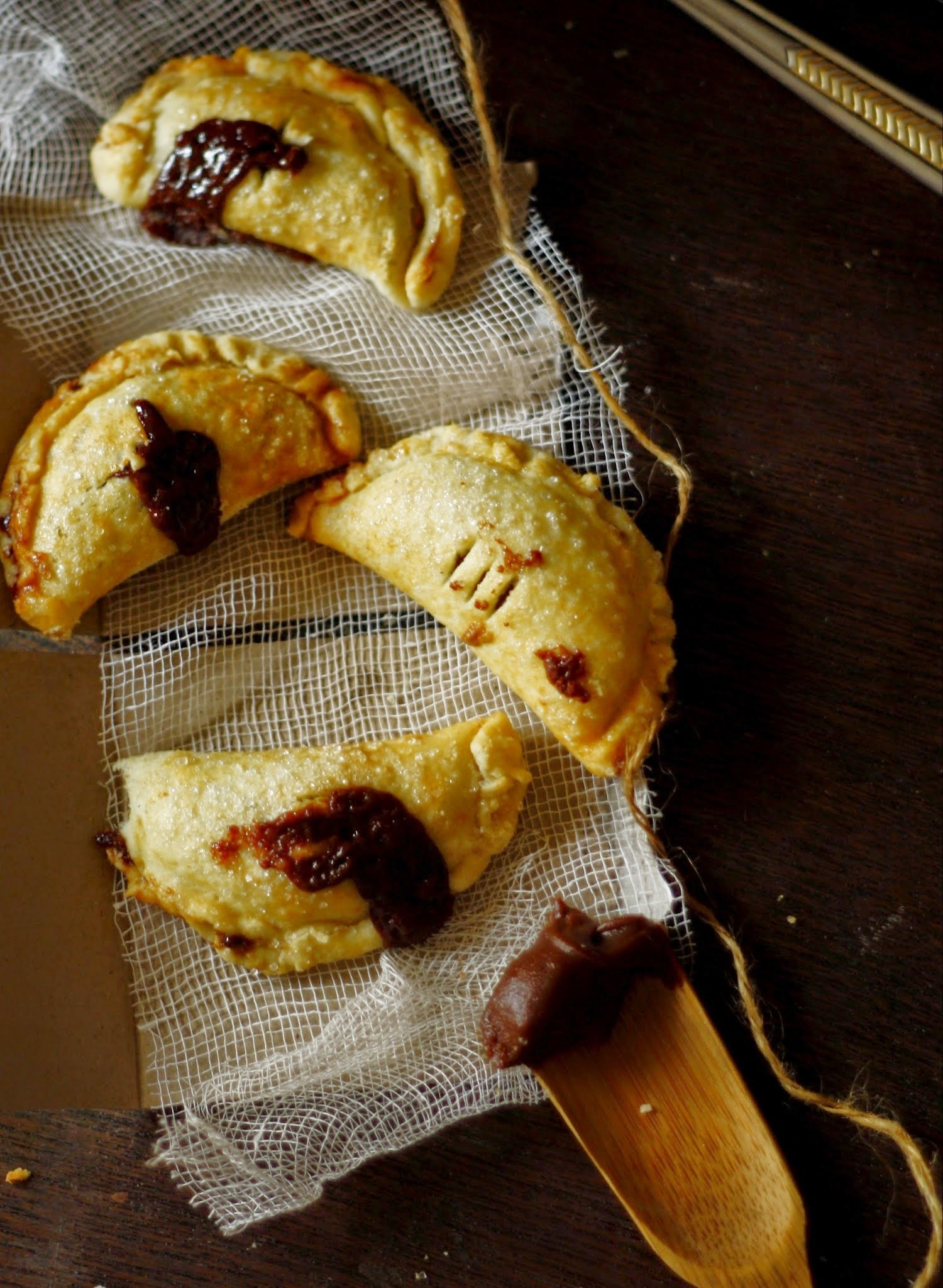 Nutella Hand Pies with a Bonus recipe of Perfect Shortcrust Pastry!!