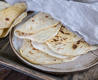 Tortillas – Recept på tortillas