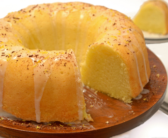 Lemon Soda Pound Cake Recipe