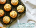 Brown Sugar Chocolate Chip Muffins