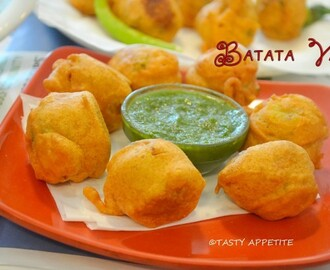 Batata Vada Recipe / Easy Tea-time Snacks Recipes