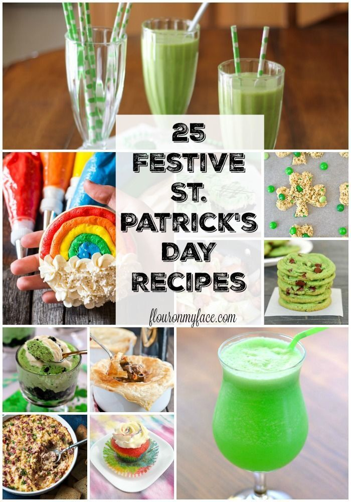 25 Festive St. Patrick's Day Recipes