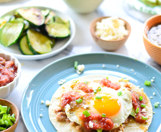 Sunday Brunch: Huevos Rancheros
