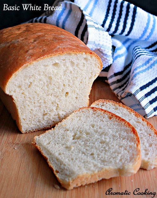 Basic White Bread