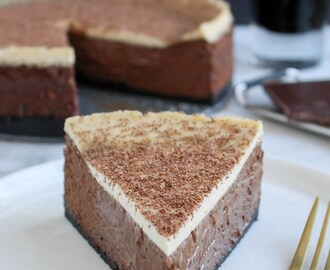 Irish Carbomb Chocolate Cheesecake
