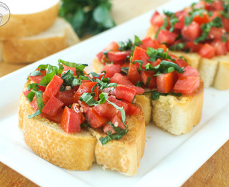 Bruschetta Bread