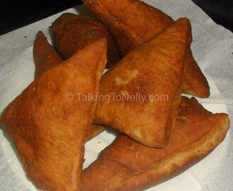 How to Make Kenyan Coconut Mandazi