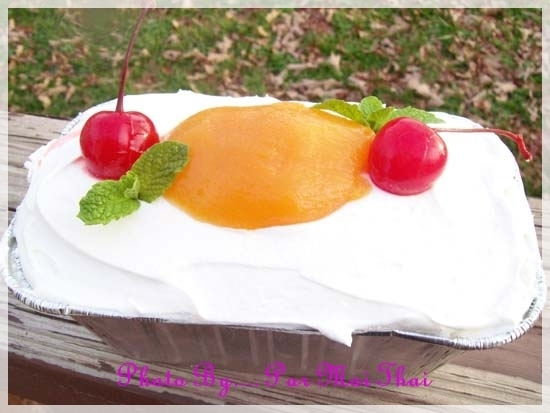 "Pastel de Tres  Leches  (""Three Mliks""  Cake From Mexico)"