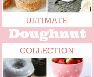 Ultimate Donut Recipes Collection – 40 Recipes #NationalDonutDay