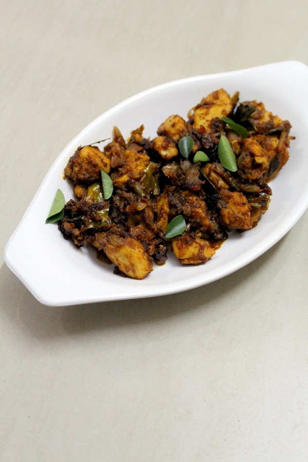 Andhra Chicken Fry Recipe South Indian Style, How To Make Andhra Chicken Fry