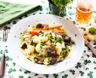 Lamb Stew, Happy St. Patrick's Day 2016!