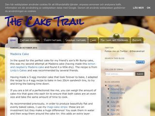 The Cake Trail
