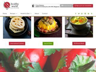Bam's Kitchen - Healthy World Cuisine