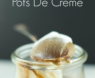 Chocolate Coffee Pots De Creme