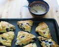 Blueberry Scone Perfection