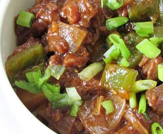 Chilli Beef Recipe - How To Make Chilli Beef Recipe