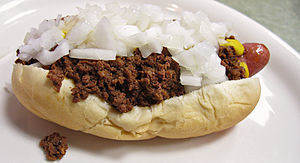 One of America's Favorites – Coney Island Hot Dog