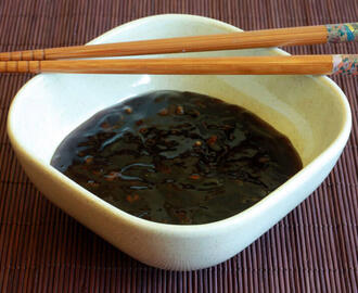 Best Homemade Teriyaki Sauce