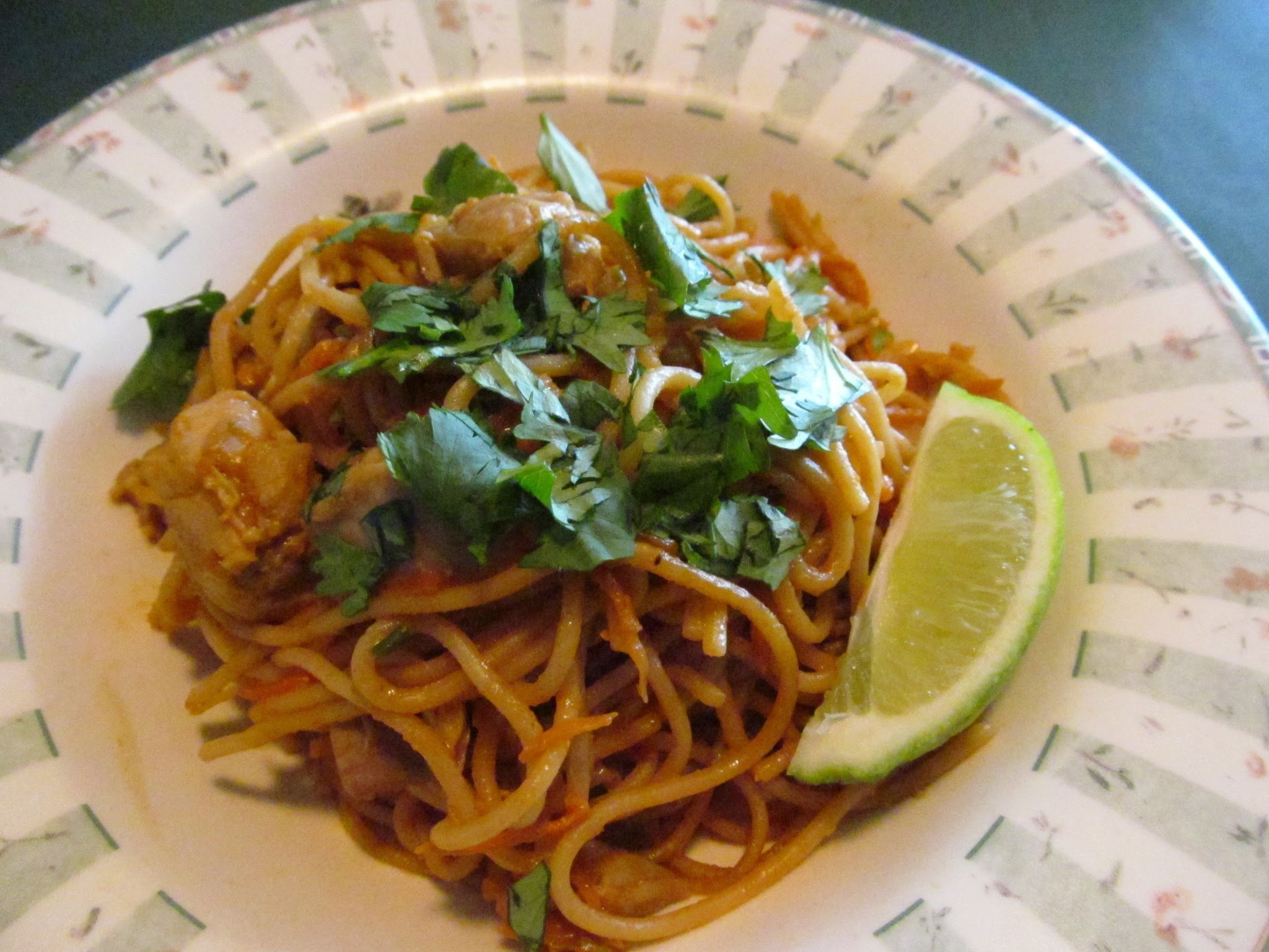 Savings for Sisters #172 - Spicy Thai Noodles