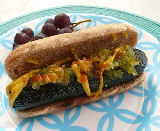 A vegetarian hot dog that actually sounds tasty