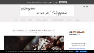 www.viaggiarecomemangiare.it