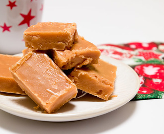 Russian Fudge From New Zealand.