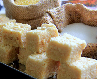 Thinai mysore pak recipe - foxtail millet Mysore pak recipe - Millet Mysore pak recipe - Sweet recipes - Millet Recipes