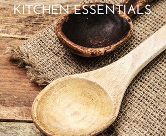 Back to The Basics: Kitchen Essentials